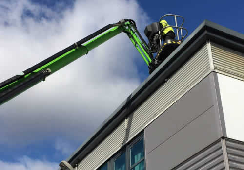 metal roof repairs Lancashire North West