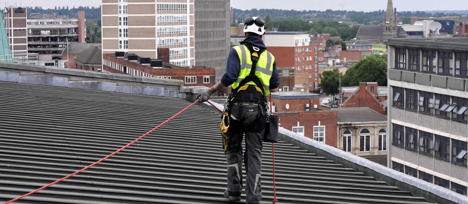 roofing and cladding contractor North West